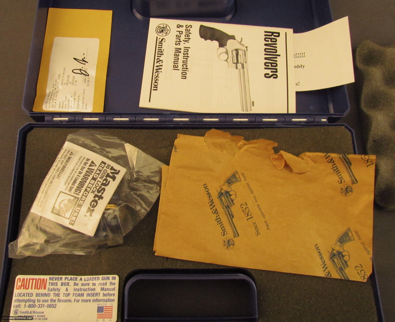 S&W Lew Horton Heritage Series Revolver M  10-7 Case Color SN 26