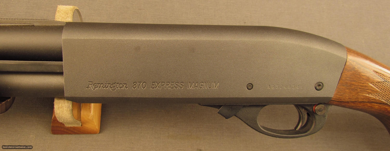 Remington 870 Express Magnum 20 Gauge Shotgun