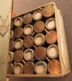 Rare French Pinfire Shot Cartridges 12mm in Box - 5 of 5