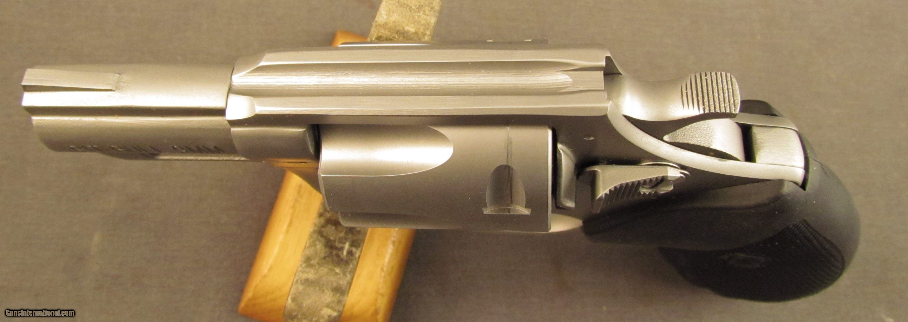 Charter Arms Pitbull 9mm Revolver for sale