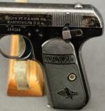 Colt Model 1903 Pocket Hammerless Pistol Built 1912 - 2 of 18