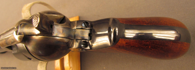 Cimarron Arms SAA Thunderer Long Tom Revolver