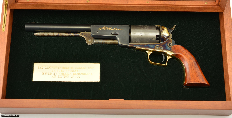 America Remembers Samuel Walker Limited Edition Dragoon Revolver