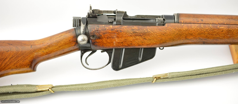 British No  4 Mk  2 Rifle
