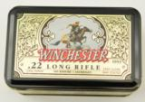 Winchester Ammo 22 Tin
