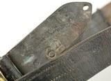 Canadian WW1 Snake Buckle Belt - 3 of 5