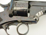 Webley Pryse Wilkinson 1884 Model Revolver - 4 of 17