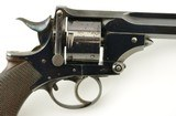 Webley Pryse Wilkinson 1884 Model Revolver - 3 of 17