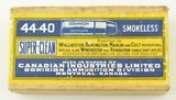 CIL 44-40 Sealing Cartridges