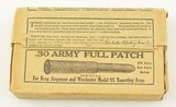 Winchester 30 Army Sealed Box