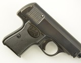 Scarce Walther Model 3 Pocket Pistol .32 ACP - 2 of 17