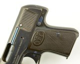 Scarce Walther Model 3 Pocket Pistol .32 ACP - 7 of 17