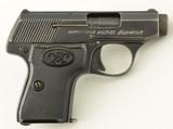 Walther Model 5 Vest Pocket Pistol