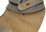 WW2 German Ersatz Holster for the Walther PP - 7 of 9