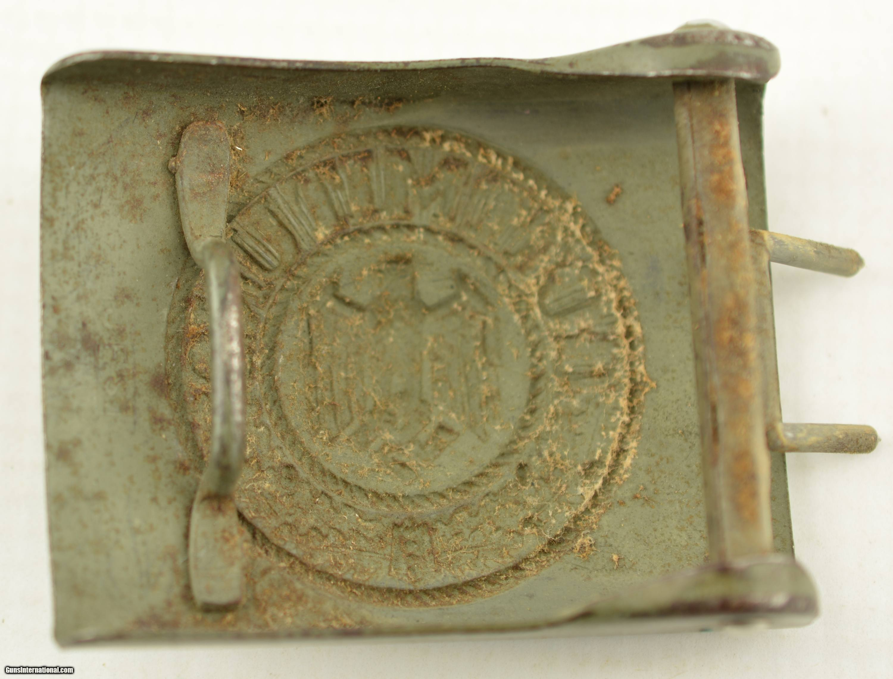 WW2 German Army Belt and Buckle for sale