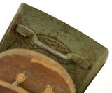 WW2 German Army Belt and Buckle - 10 of 10