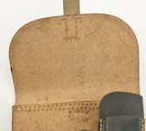 WW2 German P-38 Holster Excellent - 8 of 12