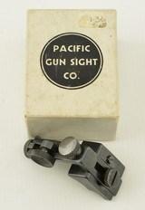 Pacific EN4 Rear Aperture Sight for Enfield Rifles