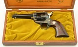 Colt Florida Territory Sesquicentennial Scout Revolver