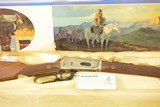 Winchester Legendary Frontiersman Commemorative Model 94 Rifle