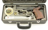 Drulov Model DU-10 Target Air Pistol in Box