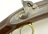 Fine Purdey Percussion Chillingham Rifle Built for The Earl of Tank - 7 of 25