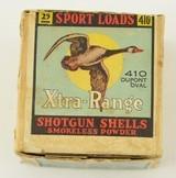 Sears Roebuck Shot Shells 410 - 1 of 6