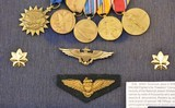 WW2 Jewish Naval Aviator Insignia and Medals Group - 5 of 7