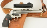 Ruger Redhawk Aimpoint Limited Edition Revolver with Holster