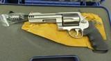 S&W Model 460V Revolver