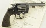 Colt .455 New Service Revolver 1899 (Old Model)