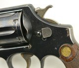 British S&W .455 2nd Model Hand Ejector Revolver - 7 of 20