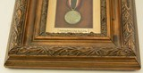 WW2 German Olympic Decoration in Frame - 5 of 8