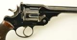 Boer War Model 1896 WG Army Revolver of Lt. Col. Richard Milne-Redhead - 4 of 20