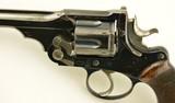 Boer War Model 1896 WG Army Revolver of Lt. Col. Richard Milne-Redhead - 7 of 20