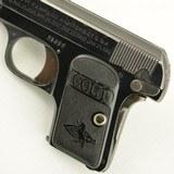 Colt Model 1908 Vest Pocket Pistol - 5 of 10