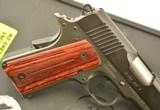 Kimber Ultra RCP II Custom Shop Pistol 45ACP - 2 of 14
