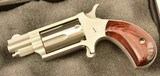 North American Arms Revolver .22 magnum CCW - 4 of 10