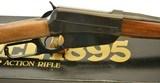 Browning Model 1895 Lever Rifle 30-40 Krag - 1 of 25