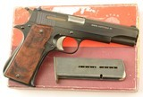 Star 9mm Model BS Pistol with Box