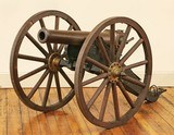 Rare Broadwell Mountain Gun Breech Loading Cannon
