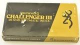 Browning Challenger III Target Pistol - 15 of 17