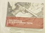 Browning Challenger III Target Pistol - 14 of 17
