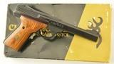 Browning Challenger III Target Pistol - 1 of 17