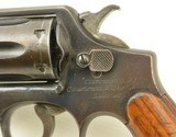 S&W .38 Special British Service Revolver Conversion by Cogswell & Harr - 6 of 14