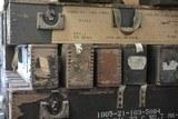 Original WW2 Lee Enfield No.7 22 Trainer Chest Box