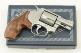 S&W Model 60 Revolver w/ Box
