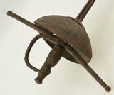 Spanish Cup-Hilted Left-Hand Dagger (Main Gauche) - 2 of 10