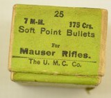 Box of UMC 7mm Soft-Point Bullets - 4 of 5