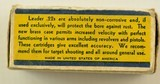 Winchester 22 LR Leader Staynless 1938 Issue Ammo - 4 of 7